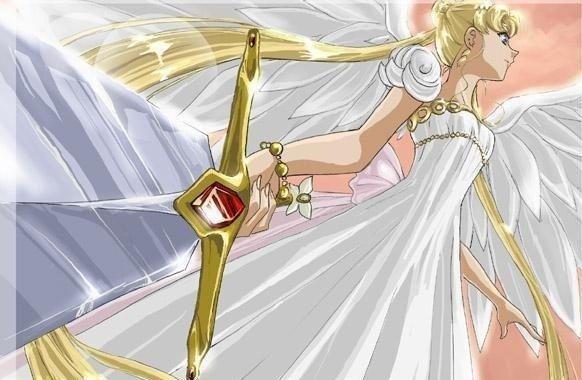Je ne vais pas faire un spectre mais l'épée avec laquelle Serenity se suicide.