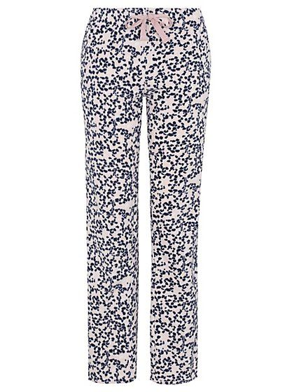 Animal Print Fleece Pyjama Bottoms, read reviews and buy online at George at ASDA. Shop from our latest range in Women. You'll love winding down in these fle...