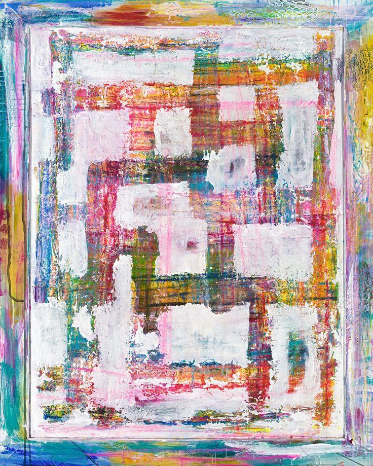 It's a labyrinth in here www.michellesaleeba.com