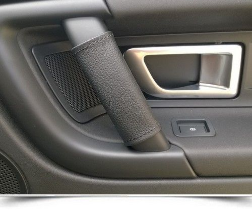 Door handle covers in real leather for Discovery Sport - Land Rover
