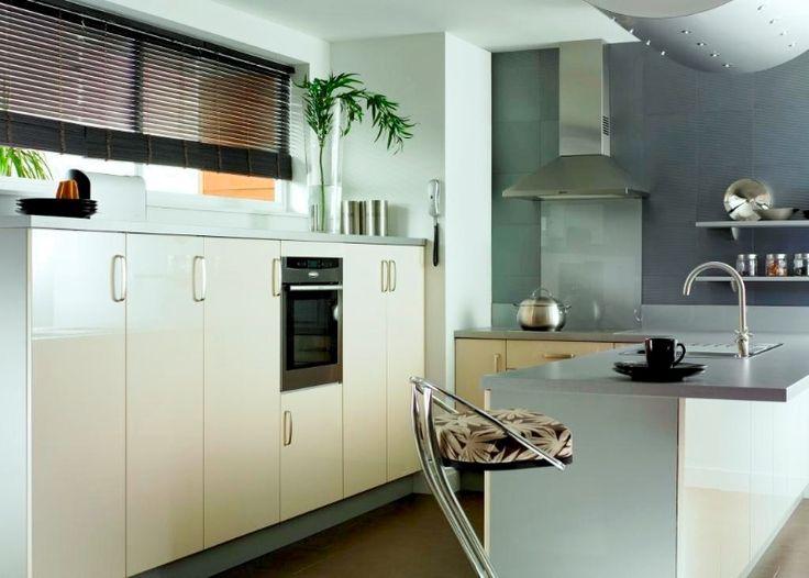 27 best Kitchens images on Pinterest | Contemporary unit kitchens ...