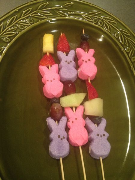 Spring Break Means Fun with PEEPS and Easter Treats