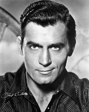 CLINT WALKER starred in Cheyenne