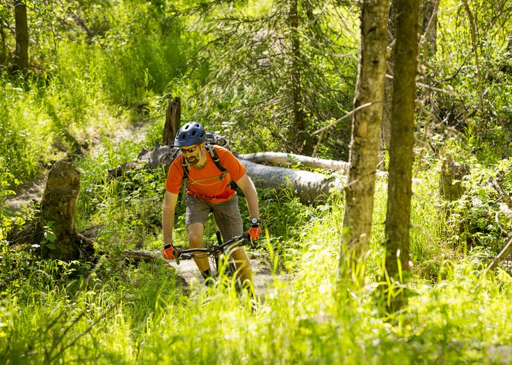 Mountain Bike Trails near Anchorage (With images