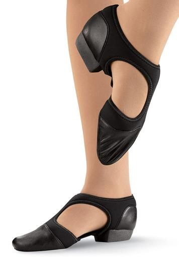 Capezio Dance Shoes With Heels
