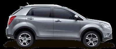 #Ssang Yong #Korando. Auténtico SUV moderno, dinámico y  con nuevos elementos de seguridad y alta tecnología.