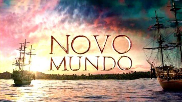 NOVO MUNDO   Cap. 023   17/04/2017   TV_GLOBO - Brasil