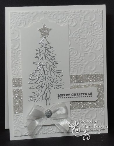 CCREW1112CF Oh Christmas Tree by stampercamper - Cards and Paper Crafts at Splitcoaststampers