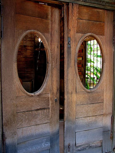 Antque Swinging Door | Old Swinging Doors | Flickr   Photo Sharing!