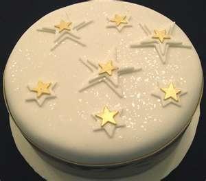 fondant christmas cake decorating inspirations