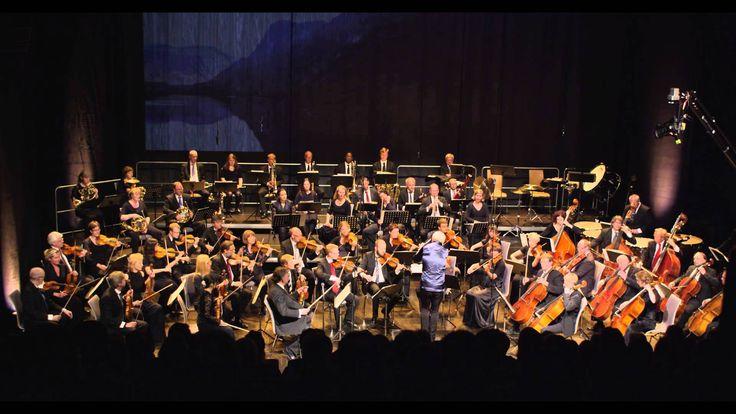 Edvard Grieg - Norwegian Dance No. 1  Live performance at Longyearbyen kulturhus, Svalbard.   The Arctic Philharmonic conducted by Christian Lindberg