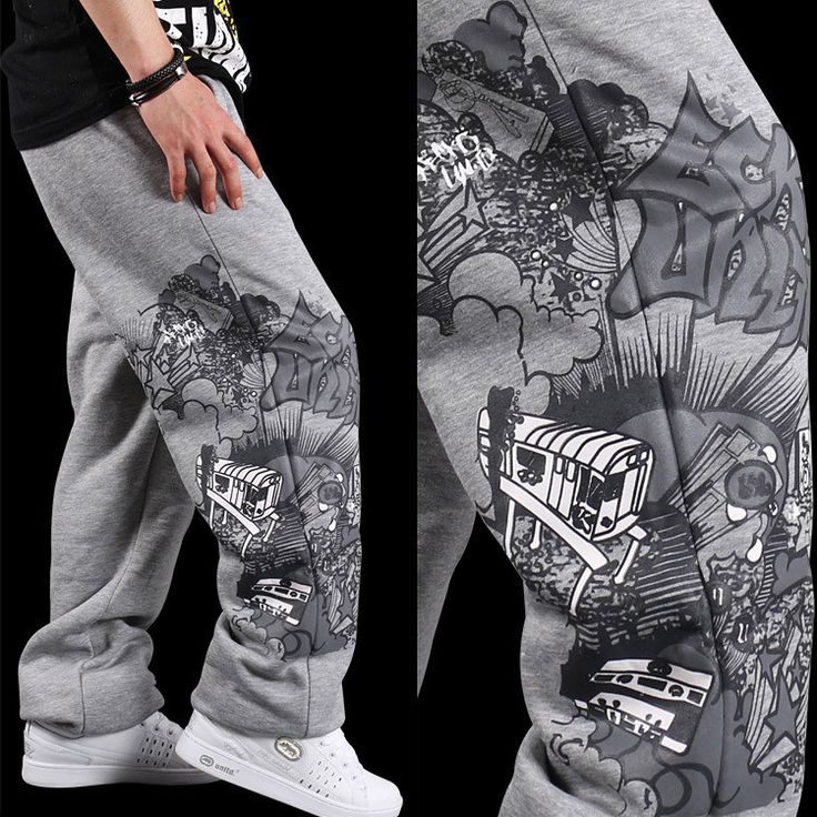 HOT! Men Baggy Pants Hip hop Dance Harem Sweatpants Skateboard Pants Sport Printing  Men Trousers - http://www.aliexpress.com/item/HOT-Men-Baggy-Pants-Hip-hop-Dance-Harem-Sweatpants-Skateboard-Pants-Sport-Printing-Men-Trousers/32242282587.html