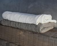 100% linen handmade bath towels