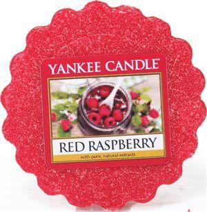 Red Raspberry -  Syrligt söt och full av naturens godhet. Det finns inget riktigt lika läskande som mogna, rosiga röda hallon. Alltid ett välkommet tillskott när de är i säsong. Njut av denna friska doft , med bara en antydan av sötma, när som helst på året. Finns i Classic sortiment; Jars storlek L,M,S , wax, votivljus och tealights. Finns även i Décor Glass Pillars i storlek S, M och L. #YankeeCandle #RedRaspberry #S15