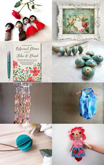 Shop for your Summer by Silvia Paparella on Etsy--Pinned with TreasuryPin.com
