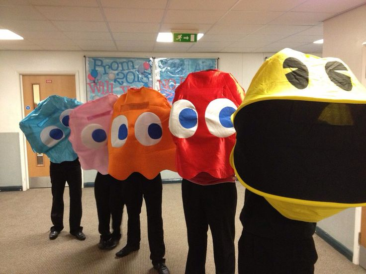 Pac man costumes                                                       …