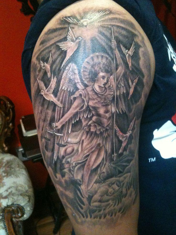 17 best images about badass tattoos on pinterest ink for Badass angel tattoos