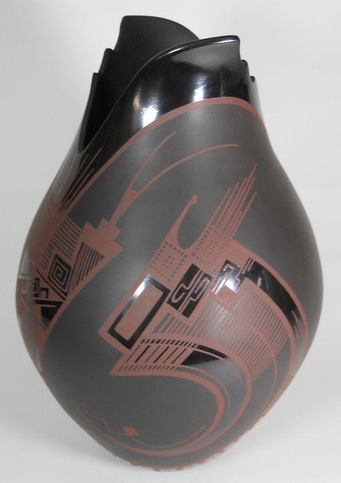 Solmar Imports - Mata Ortiz, Juan Quezada, Casas Grandes, Mexican Pottery