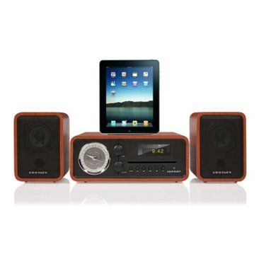 Check out this item at One Kings Lane! Audiophile Shelf System, Paprika