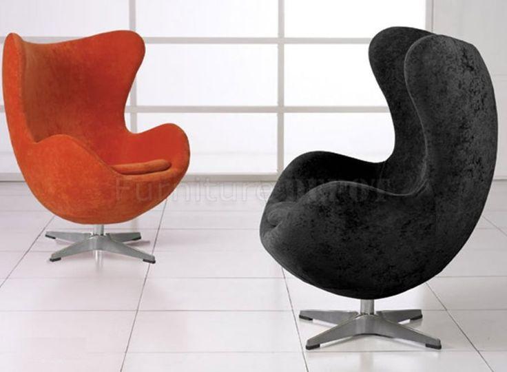 Modern Velvet Swivel Chairs