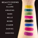 Absolute New York Lipstick Slick swatches 1