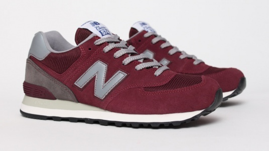 new balance sneakers i bordeaux