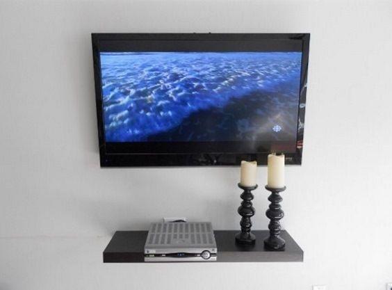17 meilleures id es propos de cacher les fils lectriques sur pinterest c - Comment cacher fils tv ...