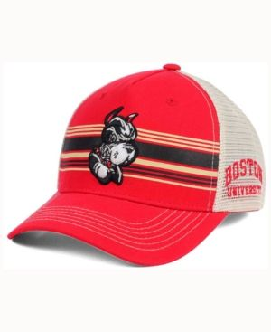 Top of the World Boston Terriers Sunrise Adjustable Cap - Red Adjustable