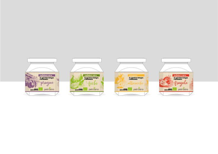 Petrosino | Labeling - web development