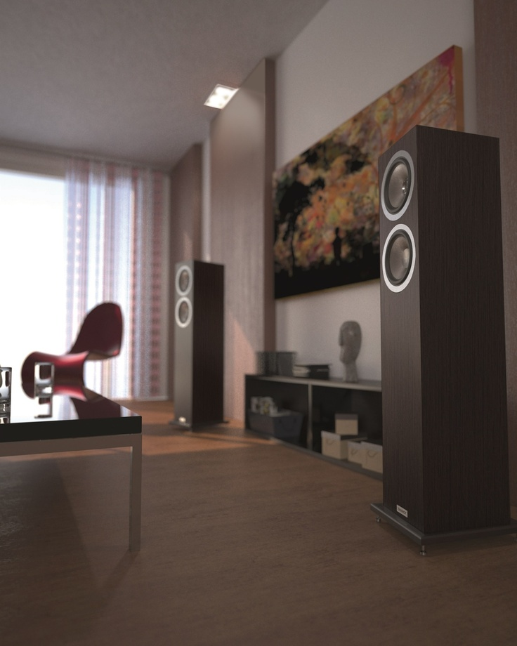 Revolution speakers from Tannoy