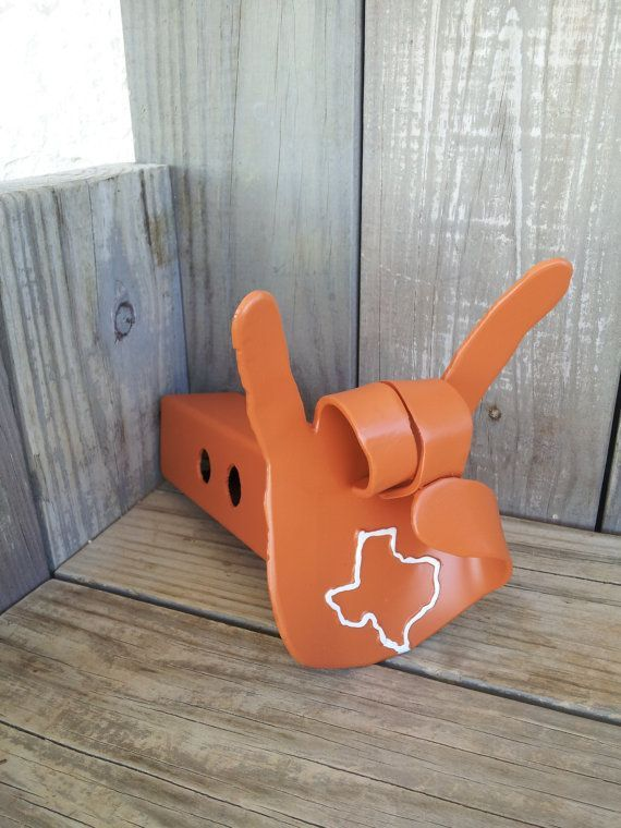 Texas Longhorn Receiver Hitch by J4SculptedSteel on Etsy, $49.95