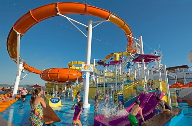 Carnival Breeze - 19 Best Cruise Ships for Kids | Fodor's Travel