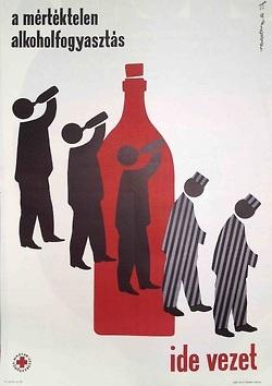 A mértéktelen alkoholfogyasztás