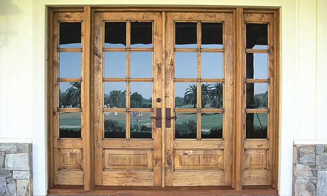 French Doors Doors Pinterest Spanish Colonial And
