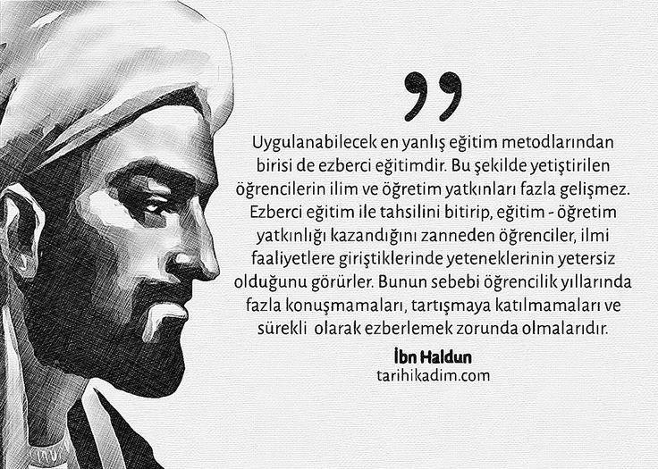 İbni Haldun'un ezberci eğitim eleştirisi.. #kişiselgelişim #şahsiyeteğitimi