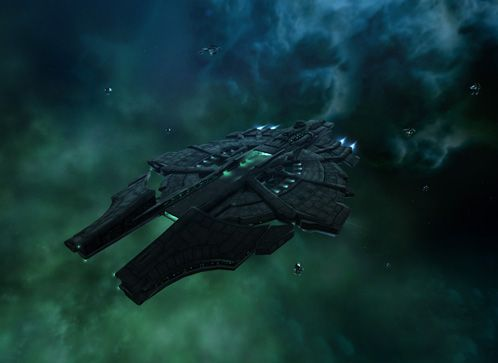 Hull: Nyx Race: Gallente Class: Supercarrier