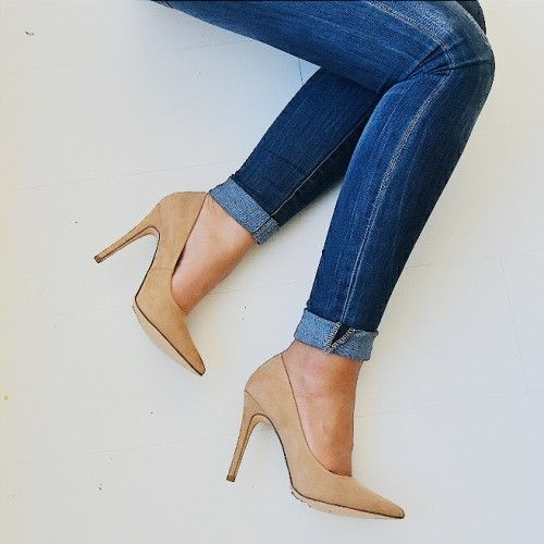 Fashionstatementsbyq.com nude collection   #shoes #highheels #fashion #fashionblogger #blogger #heels #nude #fashionblog #ootd #denim #jeans #blog