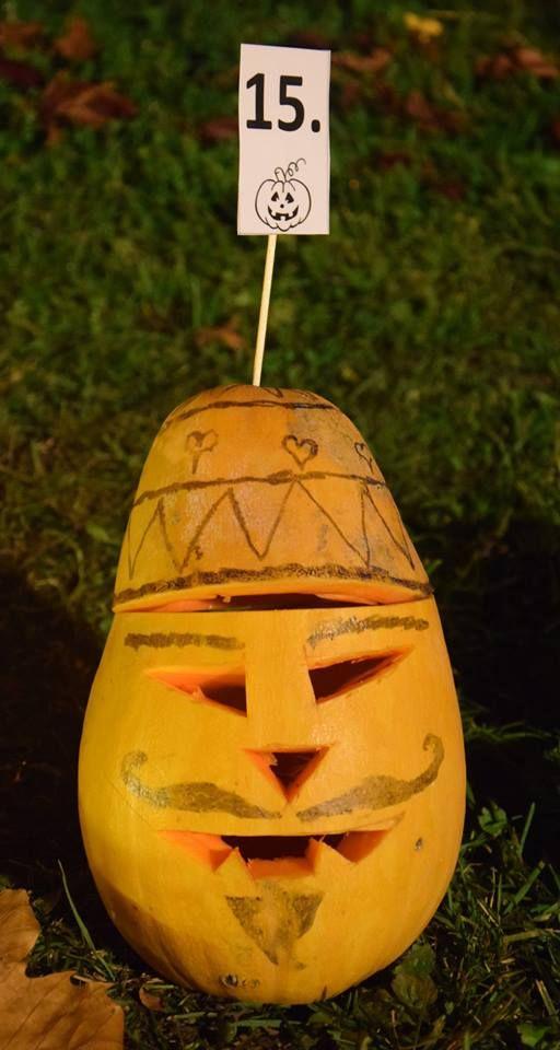 monsieur pumpkin