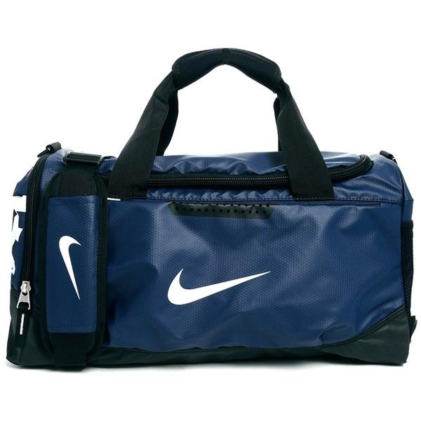 Nike Small Duffle Bag (44 AUD) ❤ liked on Polyvore featuring men's fashion, men's bags and men's duffel bags