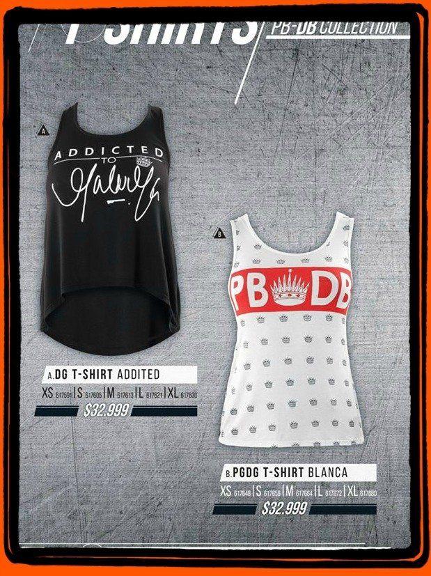 PGDG T-Shirt PBDB Blanca - Comprar en Tienda Vitsa