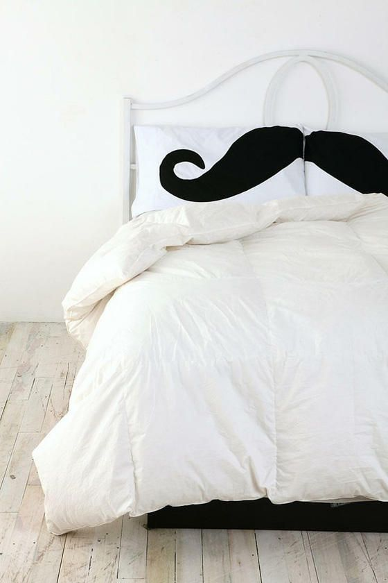 almohada mostacho