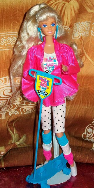 1988 Cool Times (Barbie) | Flickr - Photo Sharing!