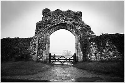 Grey Friars- Whatever's left — Dunwich.