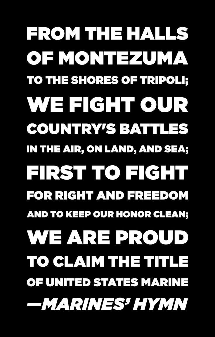 Happy birthday United States Marine Corps!