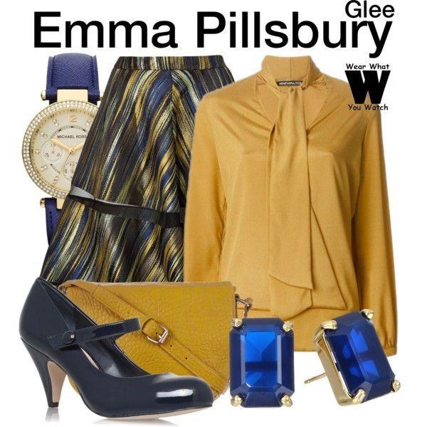 Emma Pillsbury in #Glee