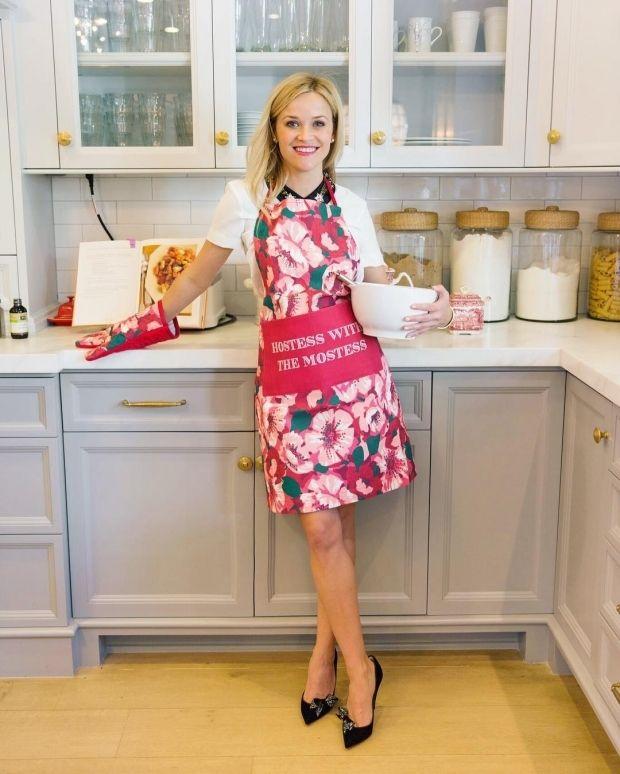 Что знаменитости готовили на День благодарения | Vogue Ukraine