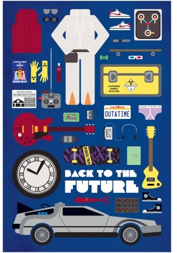 Back to the Future - Ok moving on now!