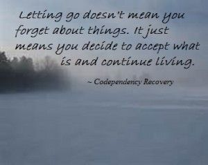 Letting Go and Moving On - Coping with the emotions of divorce