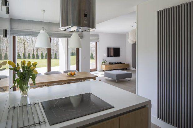 Zdjęcie numer 10 w galerii - Realizacje domów: nowoczesny dom w sam raz dla rodziny