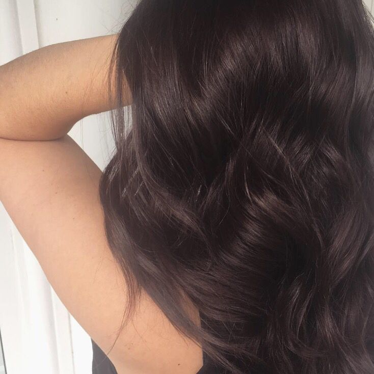 Rich chocolate mocha brown hair! By: Tanya Edmundson